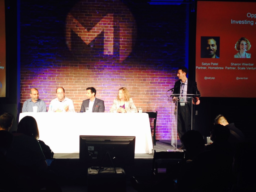 Michael Seidler investment panel at M1 Summit